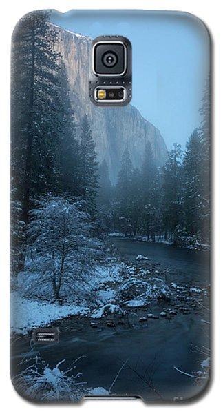 Winter El Cap  Galaxy S5 Case