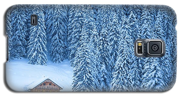 Winter Escape Galaxy S5 Case by JR Photography