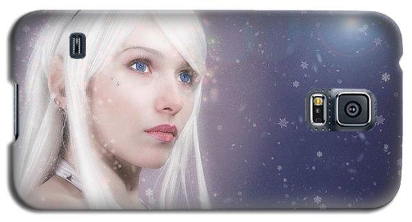 Winter Fae Galaxy S5 Case