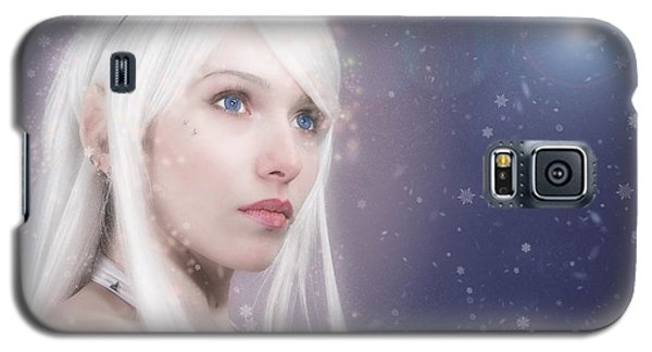 Winter Fae Galaxy S5 Case