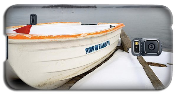 Winter, Falmouth, Maine  -18674 Galaxy S5 Case