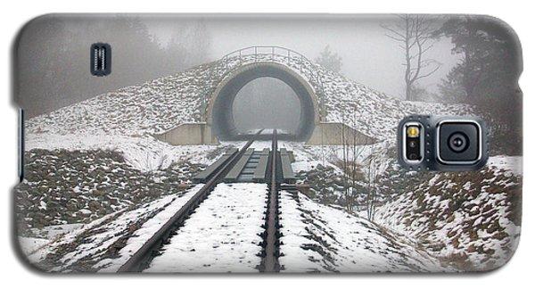 Winter Fog Galaxy S5 Case