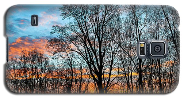 Winter Glory Galaxy S5 Case