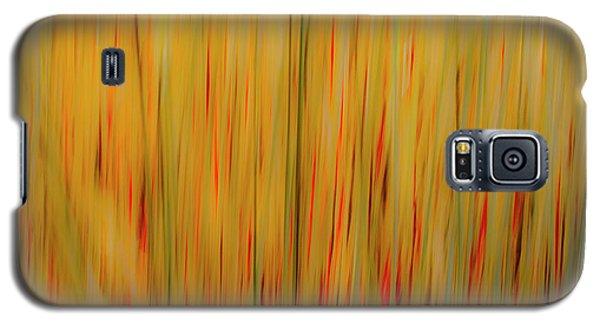 Winter Grasses #1 Galaxy S5 Case
