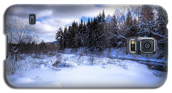 Galaxy S5 Case featuring the photograph Winter Highlights by David Patterson