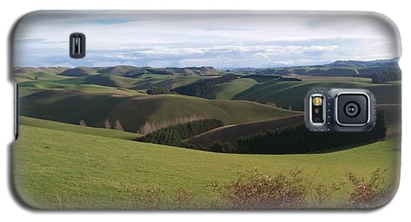 Winter Hills Galaxy S5 Case