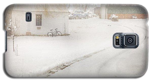 Winter Home Road Galaxy S5 Case