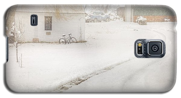 Winter Home Road Galaxy S5 Case