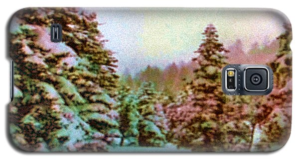 Winter Impressions Galaxy S5 Case