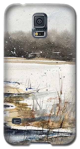 Winter In Caz Galaxy S5 Case