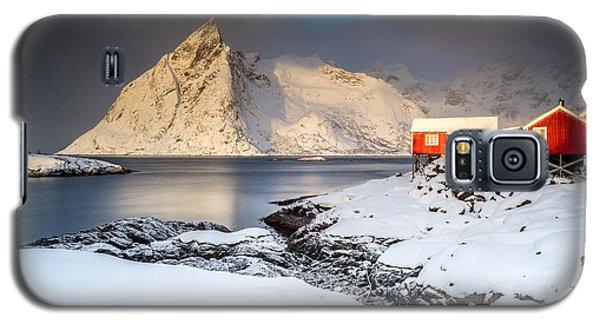 Winter In Lofoten Galaxy S5 Case