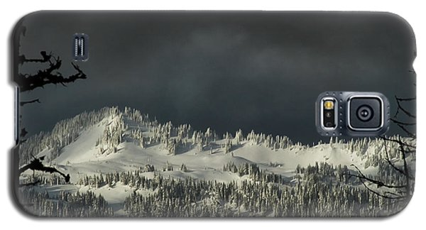 Winter In North Cascades Galaxy S5 Case
