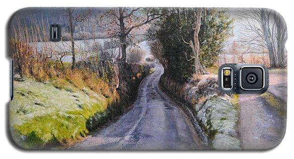Winter In North Wales Galaxy S5 Case