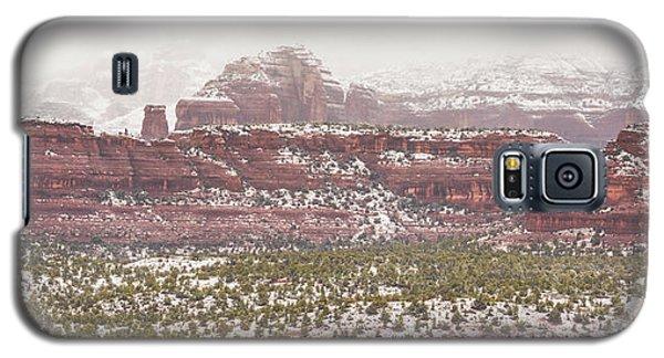 Winter In Sedona Galaxy S5 Case