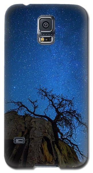 Winter In The Desert Galaxy S5 Case