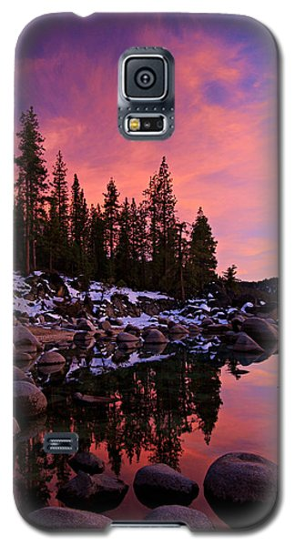 Winter Is Coming Galaxy S5 Case