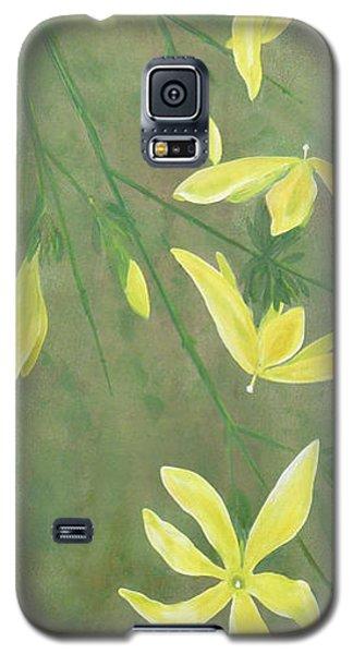 Winter Jasmine Galaxy S5 Case