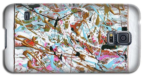 Winter Joy Galaxy S5 Case by Donna Blackhall