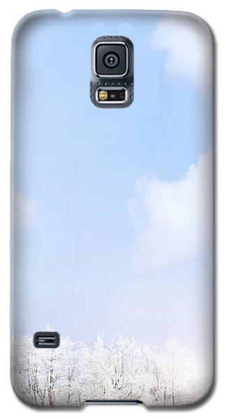 Winter Landscape Galaxy S5 Case