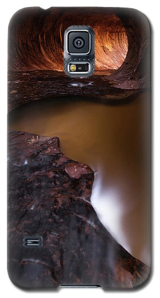 Galaxy S5 Case featuring the photograph Winter Light by Dustin LeFevre