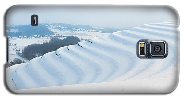 Winter Lines Galaxy S5 Case