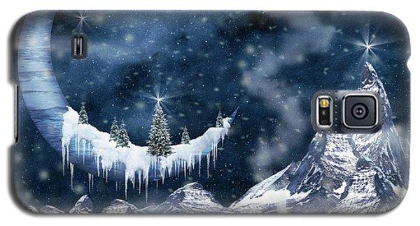 Winter Moon Galaxy S5 Case