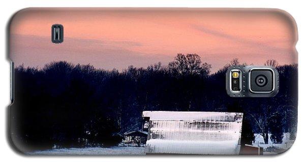 Winter Morn Galaxy S5 Case