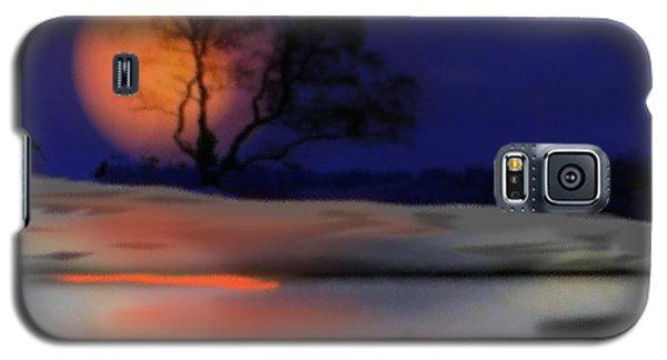 Winter Night Galaxy S5 Case by Dr Loifer Vladimir