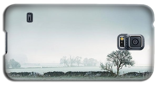 Winter On The Mendips Galaxy S5 Case