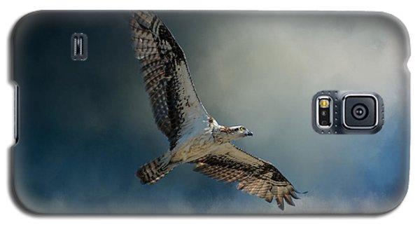 Winter Osprey Galaxy S5 Case by Jai Johnson