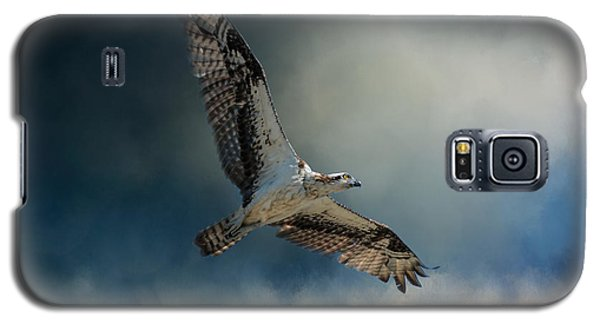 Winter Osprey Galaxy S5 Case