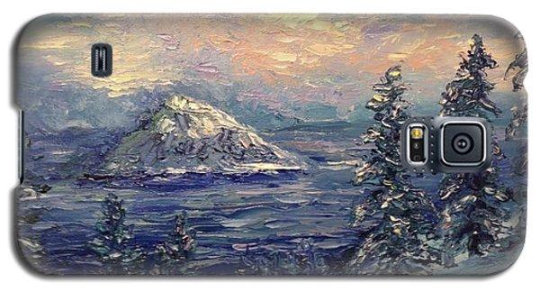 Winter Peace Galaxy S5 Case