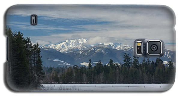 Galaxy S5 Case featuring the photograph Winter by Randy Hall