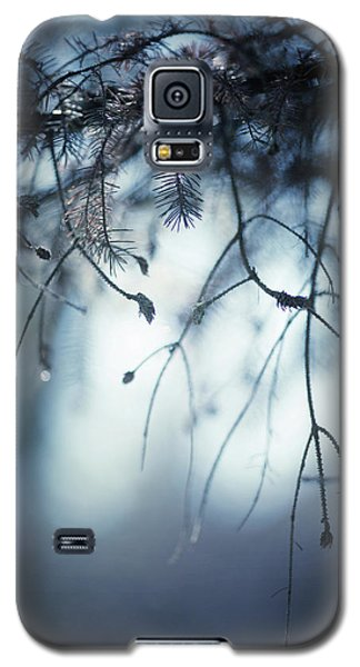 Galaxy S5 Case featuring the photograph Winter by Rebecca Cozart