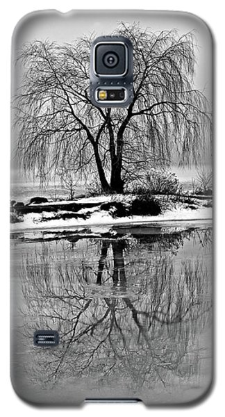 Winter Reflections Galaxy S5 Case