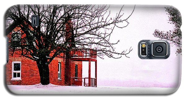 Winter Retreat Galaxy S5 Case