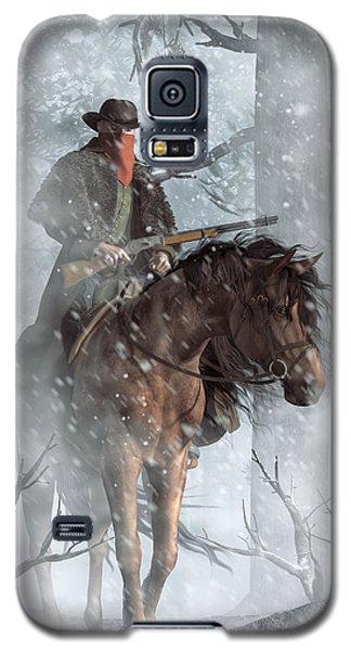 Winter Rider Galaxy S5 Case