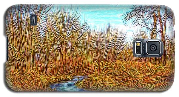 Winter River Breeze Galaxy S5 Case