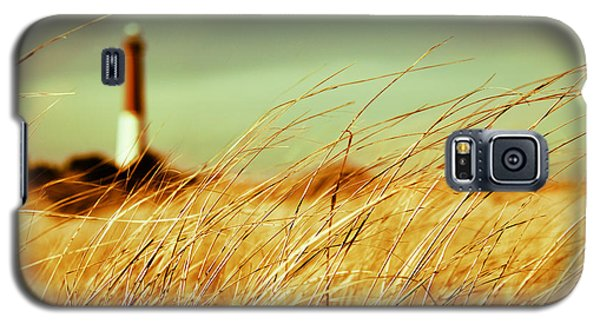 Winter Shore Breeze Galaxy S5 Case