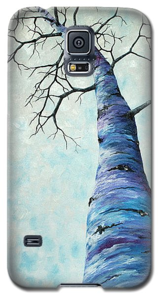 Winter Sky Galaxy S5 Case