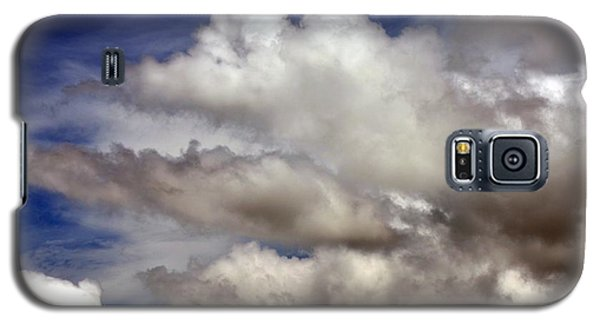 Winter Snow Clouds Galaxy S5 Case