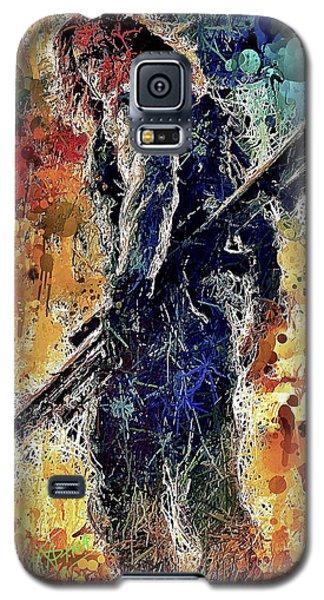 Winter Soldier Galaxy S5 Case