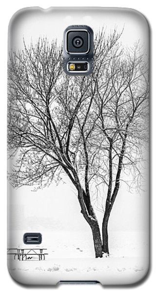 Winter Solitude Galaxy S5 Case