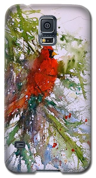 Winter Song Galaxy S5 Case