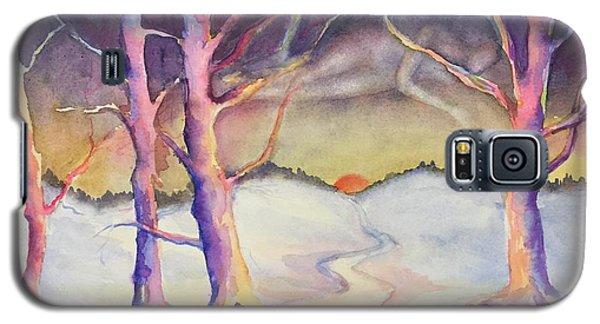 Winter Spirit  Galaxy S5 Case