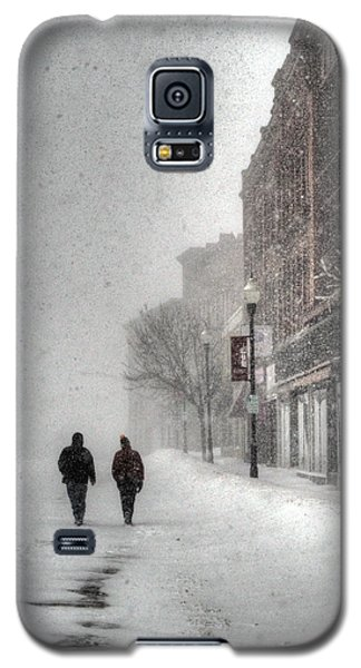 Winter Storm Galaxy S5 Case