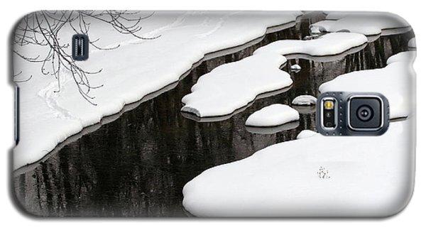 Winter Stream  Galaxy S5 Case