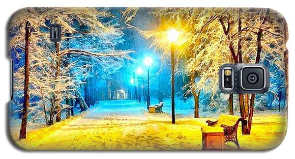 Winter Street Galaxy S5 Case
