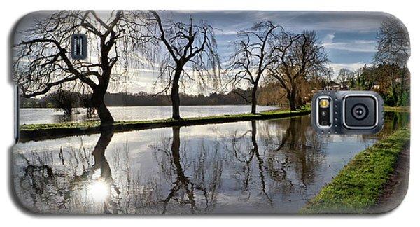 Winter Sun Galaxy S5 Case by Shirley Mitchell