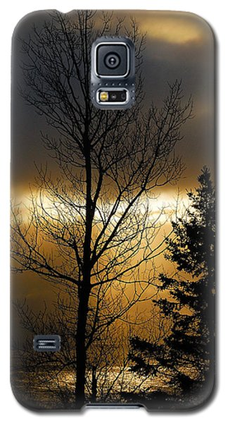 Winter Sunrise 2 Galaxy S5 Case